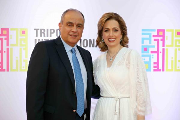 وائل كفوري بحفل اسطوري في مهرجانات طرابلس الدولية