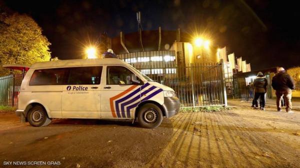 بلجيكا تعتقل رجلا يشتبه بتخطيطه لهجوم على السفارة الأميركية