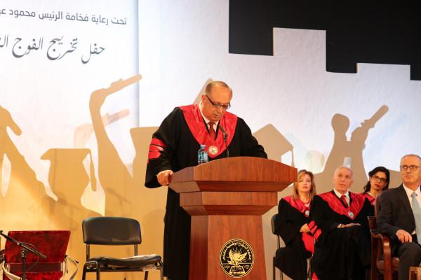 """وزير """"التعليم العالي"""" يشارك بحفل تخريج أوائل جامعة النجاح"""