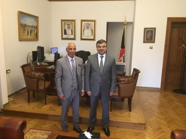 عياش يشيد بقرار مجلس الامة الكويتي الداعي لمقاطعة مؤتمر البحرين