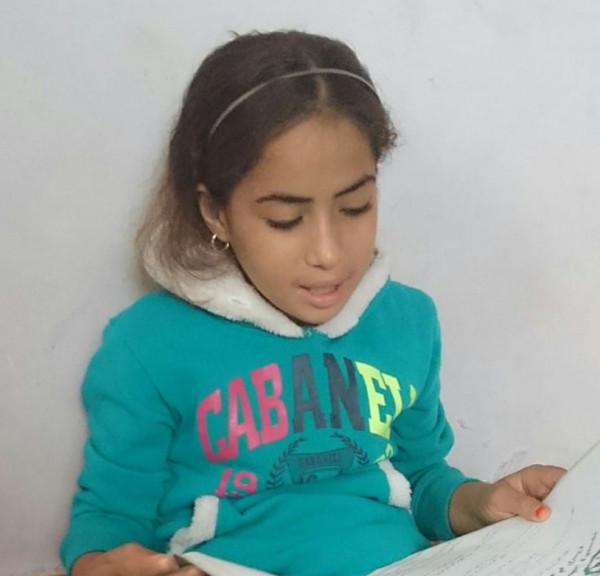 الطفلة شذا تستغيث بعد 5 سنوات من الحرب على غزة.. فهل من مُجيب؟