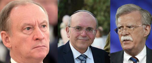 انطلاق القمة الأمنية الثلاثية بالقدس وتوافق على أهمية ضمان أمن إسرائيل