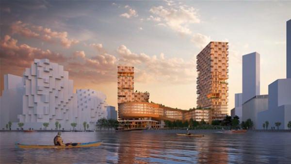 يوتوبيا جديدة.. بناء مدينة داخل أخرى في كندا لتجربة التكنولوجيا الحديثة