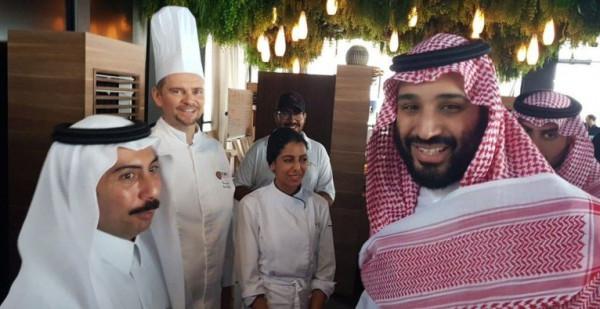 """شاهد: محمد بن سلمان يفاجئ السعوديين بخطوة """"غير مسبوقة"""""""