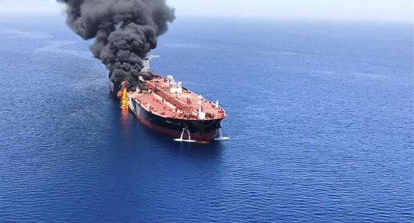 لافروف: نُعارض اتهام إيران بالهجوم على ناقلتي النفط بالخليج