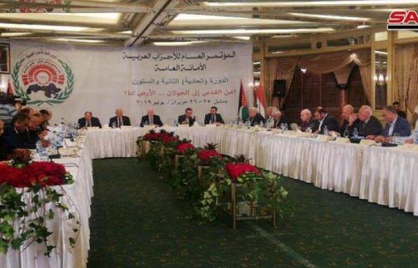 علي فيصل: فلسطين لها شعب يحميها