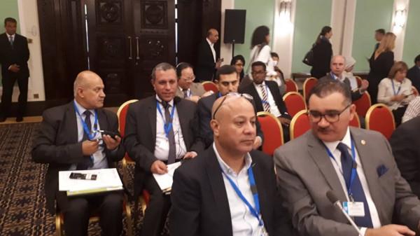أبو هولي يُطالب الدول المانحة بدعم (أونروا) وتغطية العجز المالي في ميزانيتها
