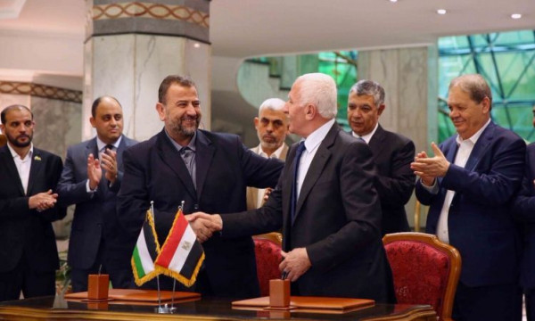 قيادي بحماس: يجب التسريع في إنجاز المصالحة الفلسطينية