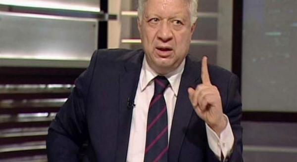 """مرتضى منصور يفتح النار: متحرشة """"وردة"""" شبه سيد عبد الحفيظ.. وميريام فارس """"صرصار"""""""