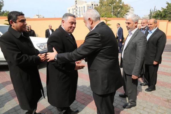 النونو: المصريون أجّلوا زيارتهم لغزة