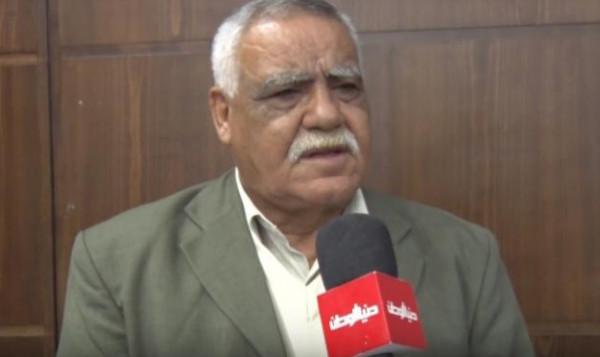 صالح ناصر: فلسطين ليست ملكاً لأي نظام رسمي عربي