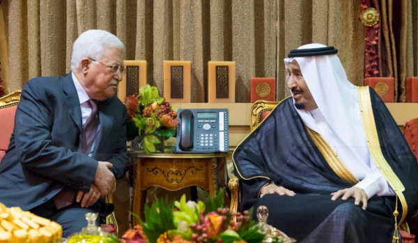 السعودية تدعم قرار تفعيل شبكة الأمان العربية للسلطة الفلسطينية