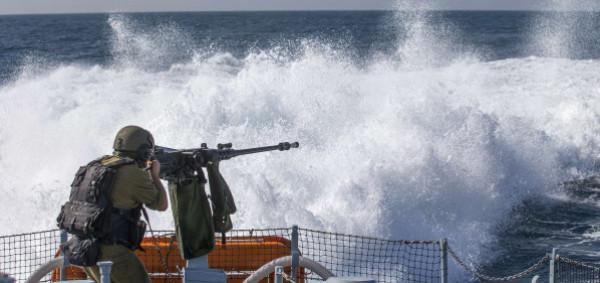 إصابة صياد برصاص الاحتلال في بحر رفح جنوب قطاع غزة