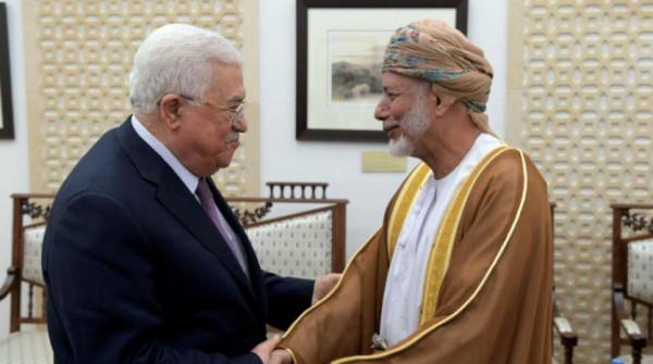 على مستوى سفارة.. عُمان تُقرر فتح بعثة دبلوماسية جديدة لها لدى فلسطين