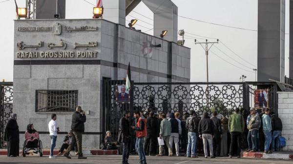 بالاسماء.. داخلية غزة توضح آلية السفر عبر معبر رفح غداً الخميس