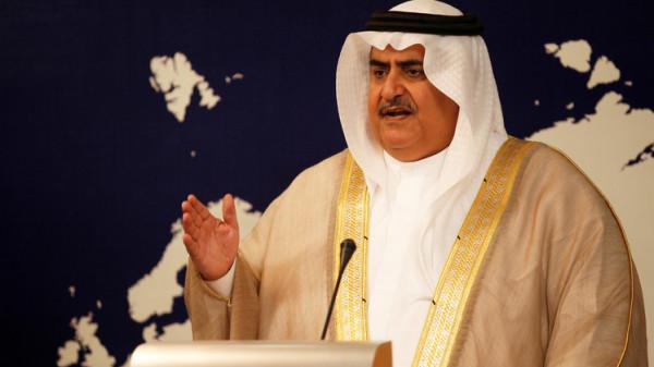 وزير الخارجية البحريني: دولة إسرائيل هنا وباقية ونريد السلام معها