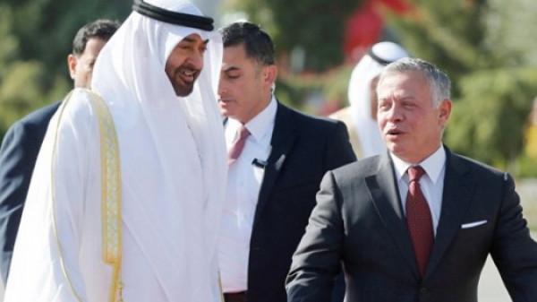العاهل الأردني يحضر تدريبا عسكرياً مشتركاً بين بلاده والإمارات