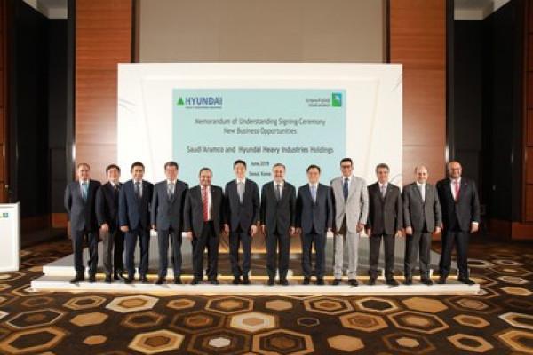أرامكو السعودية توقع 12 اتفاقًا مع شركاء من كوريا الجنوبية بمليارات الدولارات