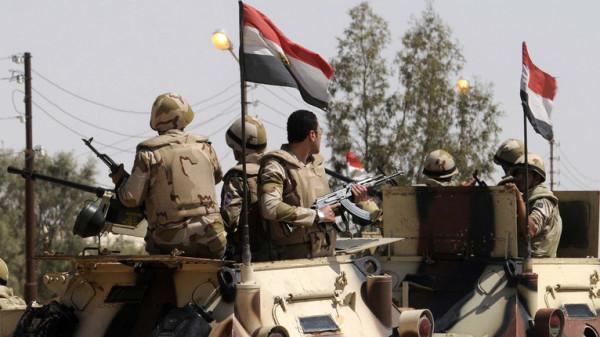 مقتل سبعة مدنيين بقذيفة صاروخية في سيناء