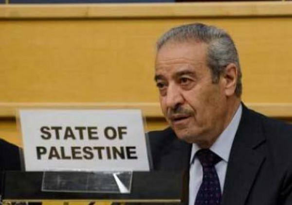 خالد: الفلسطينيون أكثر شعوب الأرض شعوراً واعتزازاً بالكرامة الوطنية