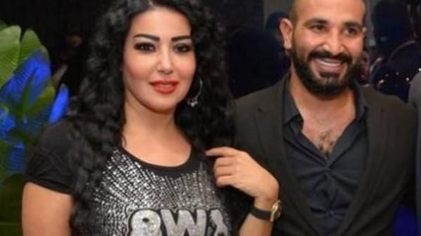 يفتقد اهتمامها.. أنباء عن محاولات للصلح بين أحمد سعد وسمية الخشاب