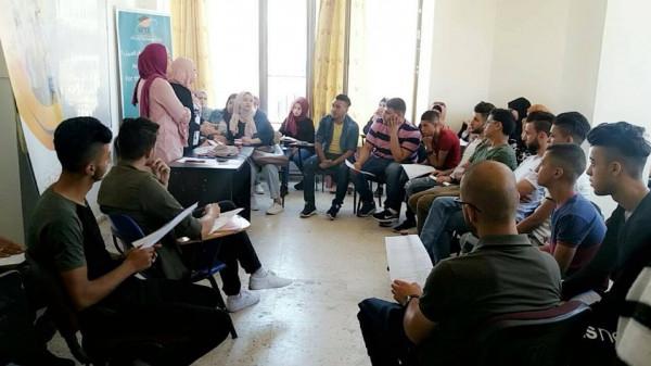 دائرة التشغيل بمدينة عمل نابلس تنظم ورشة عمل حول مهام دوائر التشغيل