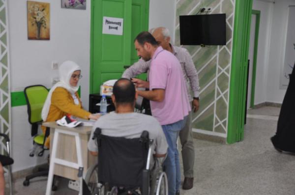 يوم طبي مجاني لجمعية صور الانسان للرعاية الصحية والاجتماعية الخيرية
