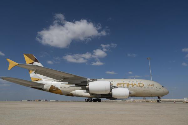 الاتحاد للطيران تشغل طائرات أكبر حجماً على ثلاث وجهات آسيوية رئيسية