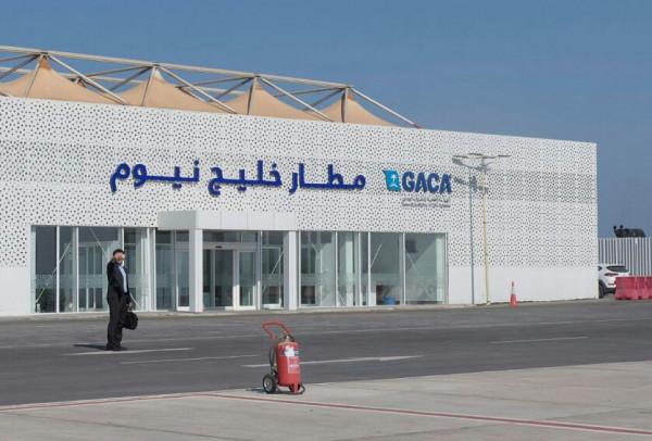 الخطوط الجوية السعودية تطلق أولى رحلاتها إلى خليج نيوم