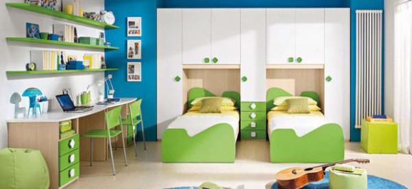 أفكار رائعة وغير مكلفة لغرف الأطفال