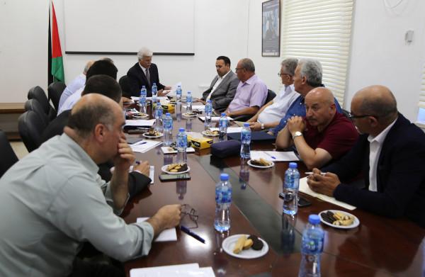 وزير التربية يؤكد تنسيق الجهود مع المؤسسات المقدسية لدعم التعليم في القدس