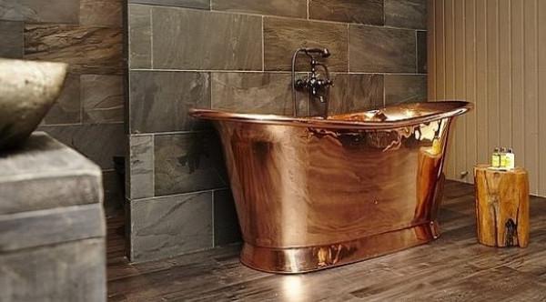 كم تكلفة حوض استحمام نحاس في منزل ميغان؟