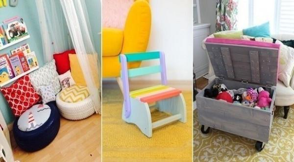 9 مشاريع مثيرة لديكور غرفة الأطفال