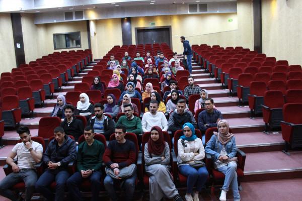 طلبة جامعة بوليتكنك فلسطين يشاركوا في التدريب الميداني الخارجي في جامعات الدول