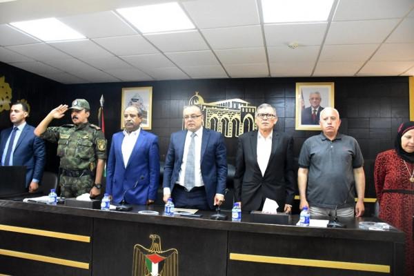 الثقافة ومحافظة سلفيت تقيم حفل تكريم لمديرة مكتب وزارة الثقافة في سلفيت