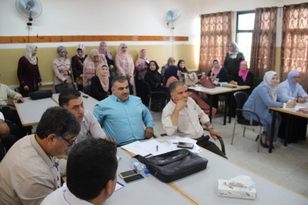 اتحاد لجان الطلبة الثانويين في محافظة جنين يطالب بتفعيل صندوق الطلبة