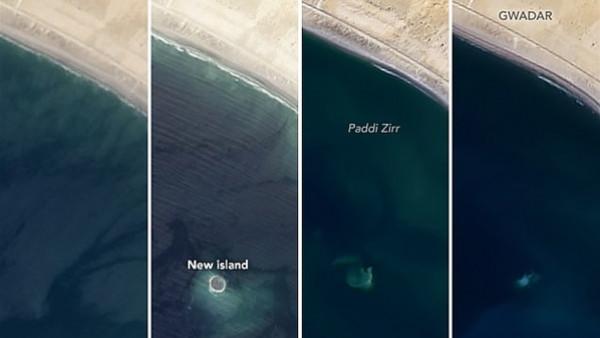 حدث مرعب في المحيط الهندي.. اختفاء جزيرة بركانية صورتها الأقمار الصناعية