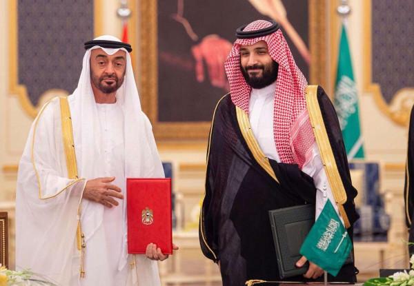 قفزة هائلة في التبادل التجاري بين أبوظبي والسعودية