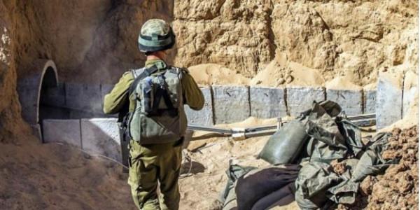 بعد زعمه اكتشاف نفق بغزة.. الاحتلال يعلن غلاف غزة منطقة عسكرية مغلقة   دنيا الوطن