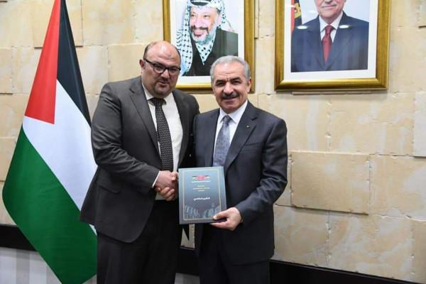 اجتماعات مكثفة في فلسطين والأردن لإنجاح معرض الصناعات الاردنية الخامس في جنين