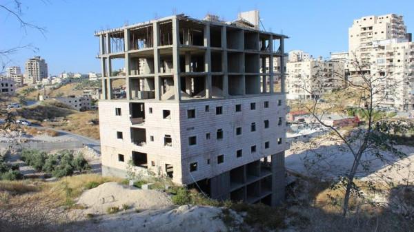 جهود دبلوماسية فلسطينية لوقف هدم مئات الوحدات السكنية في صور باهر