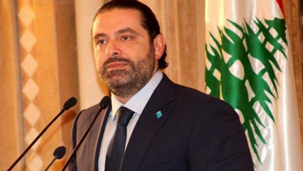 الحريري: توطين الفلسطينيين في لبنان لن يحصل