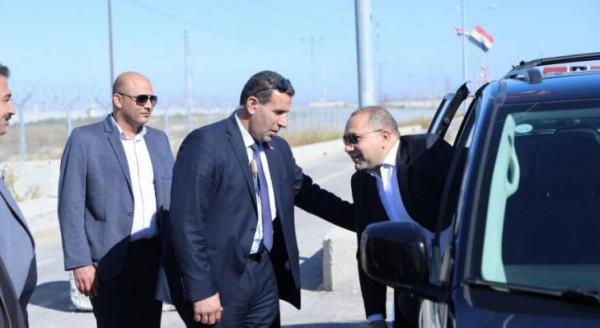ماذا ناقش وفد جهاز المخابرات المصرية مع أعضاء مركزية فتح واللواء فرج؟