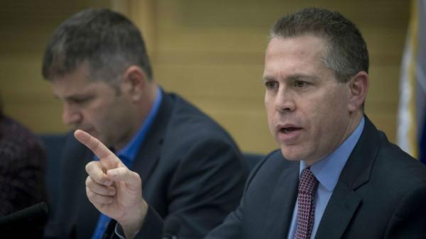 أردان: هذا ما سيحدث إذا استمر فشل محاولات التهدئة مع غزة