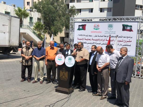 جمعية الرياض تدعم مستشفيات غزة بأدوية بربع مليون دولار