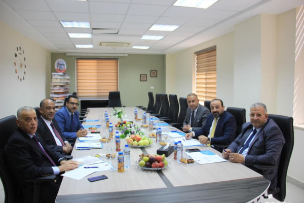 نقابة المحامين تستضيف اجتماع أركان العدالة الفلسطينية الثالث