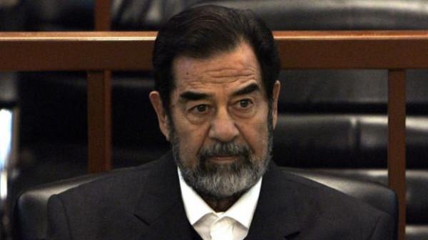 شاهد: بعد سنوات على إعدامه.. عراقيون يهتفون لصدام حسين