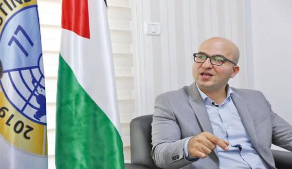 الهدمي: سنعمل على تفعيل الشراكة مع جميع المؤسسات العاملة في القدس