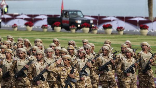 قطر تواصل تعزيز العلاقات العسكرية مع هاتين الدولتين العربيتين