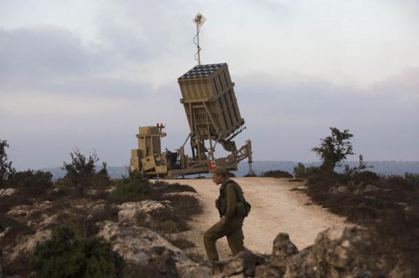 الاحتلال يقرر تعزيز نشر القبة الحديدية على الحدود الشرقية لقطاع غزة